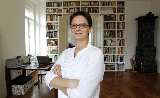 Slovenija.Ljubljana.15.09.2011 Beti Zerovc.Foto:Matej Druznik/DELO
