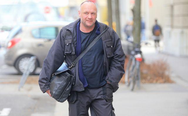 Stephen Casiraghi pred mariborskim sodiščem, 13.3.2017, Maribor [stephen casiraghi]