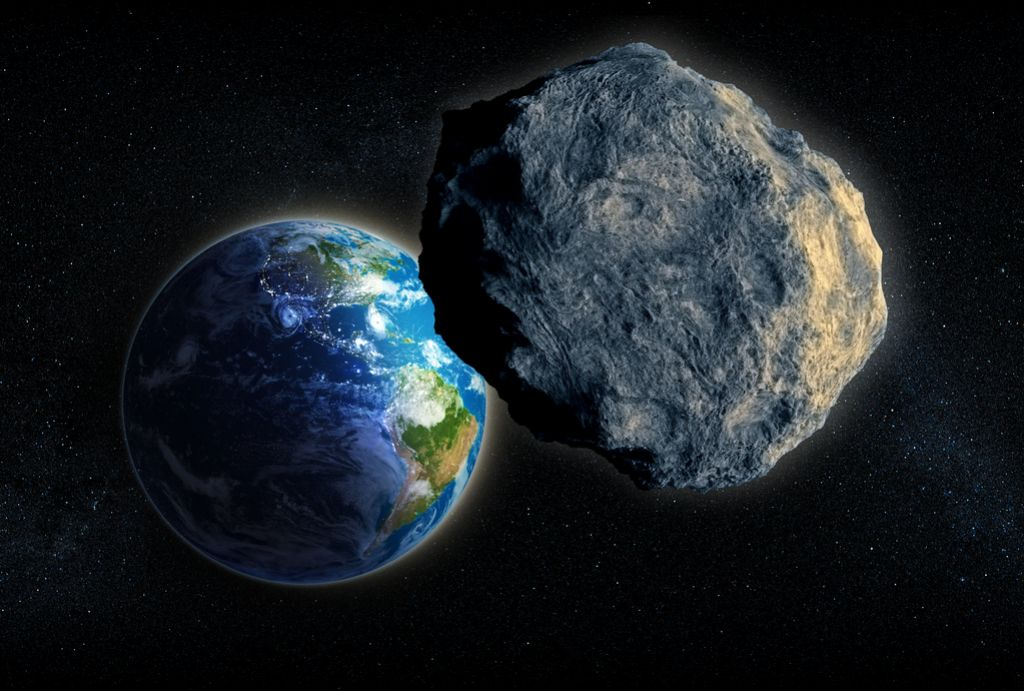 Asteroid na »neudobni« razdalji