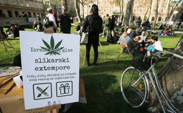 Marihuana marš