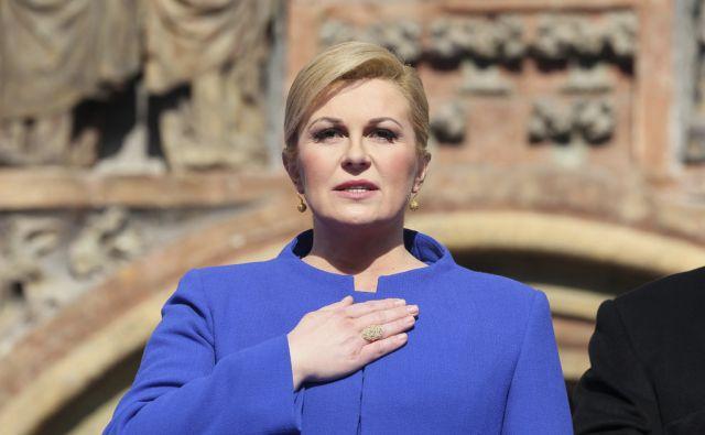 ap Croatia Presidential Inauguration