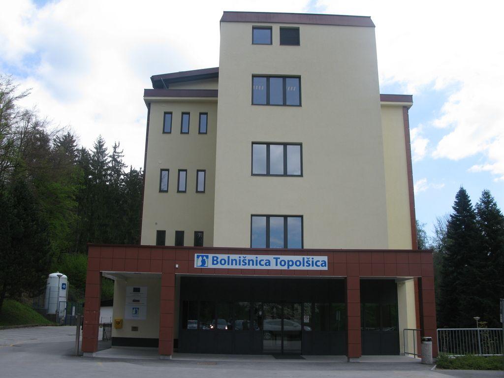 Vlada Bolnišnici Topolšica zagotovila 661.000 evrov