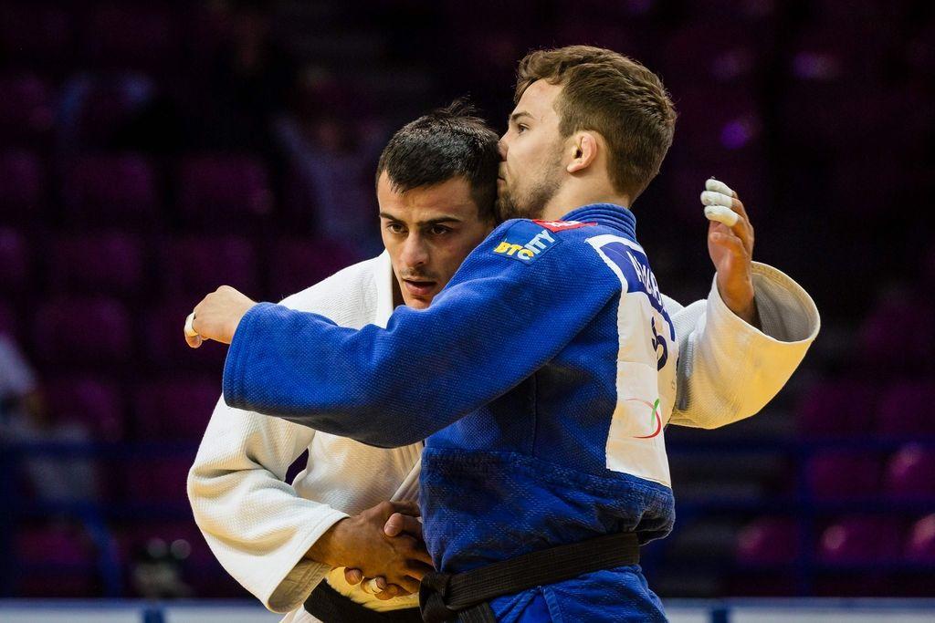 Slovenija dobila novega judoista za najvišje cilje