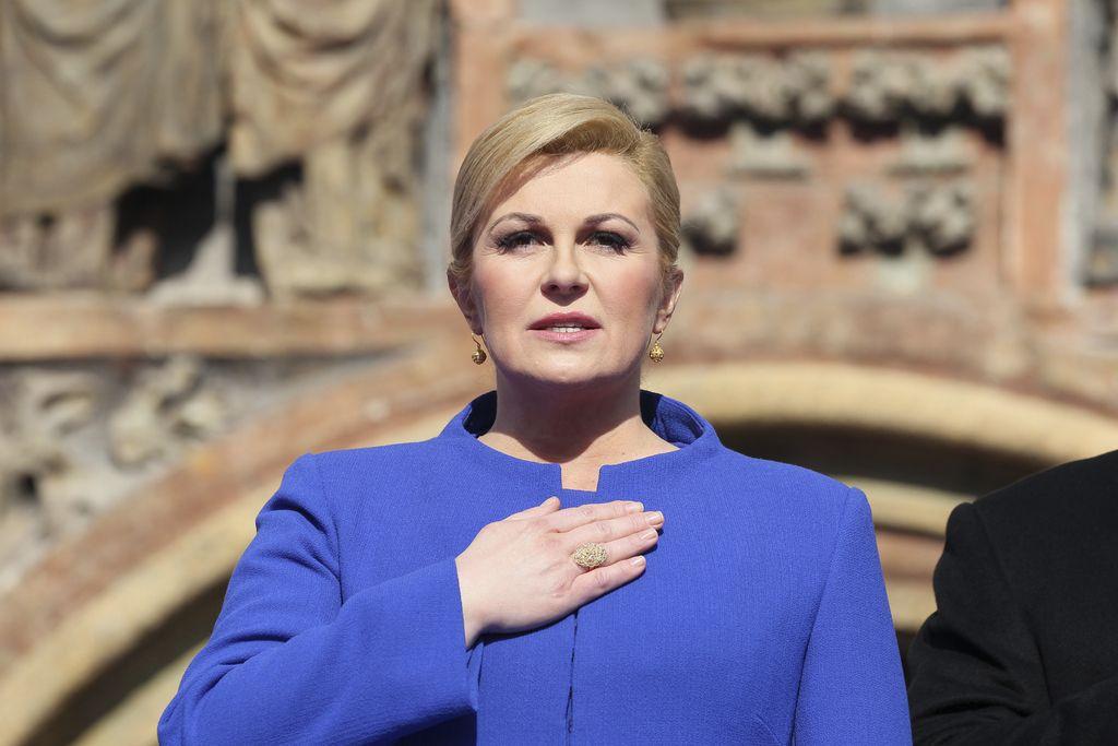 Grabar-Kitarović: Sodba haaškega sodišča ni usmerjena proti Hrvatom