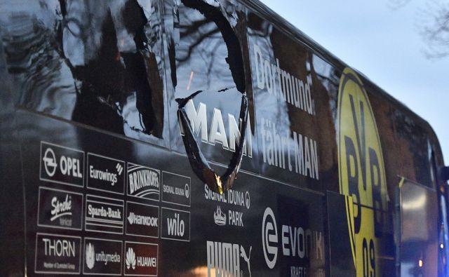 Germany Dortmund Explosion
