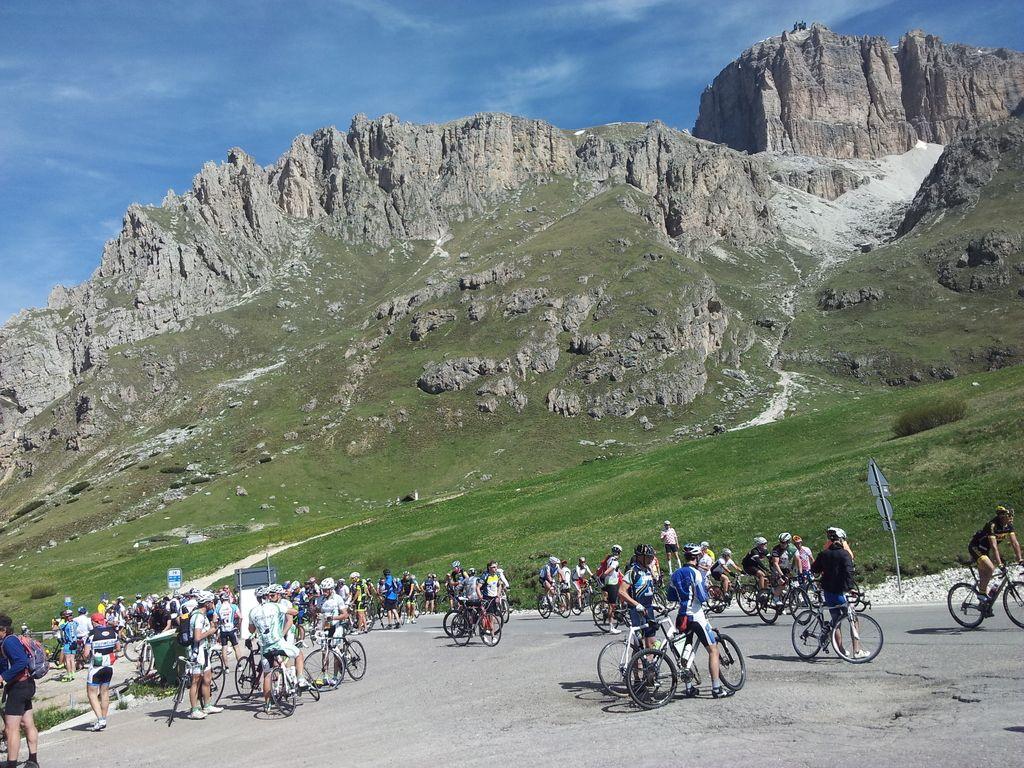 Poletne srede − »stop« za motorni promet v Dolomitih