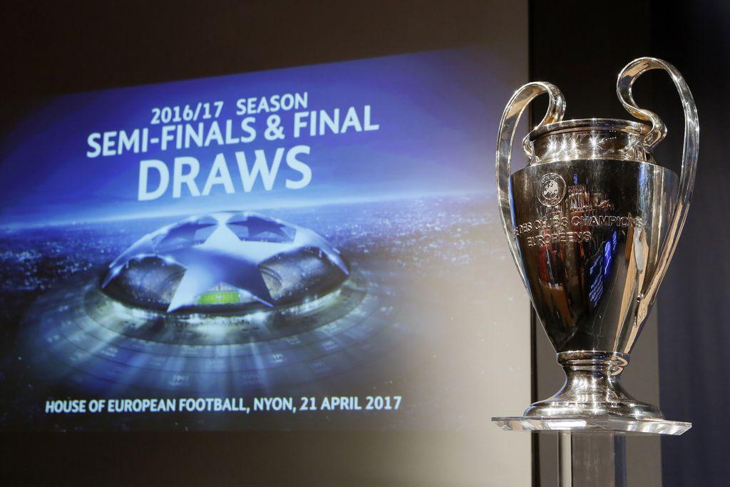 Real - Atletico in Monaco - Juventus v polfinalu