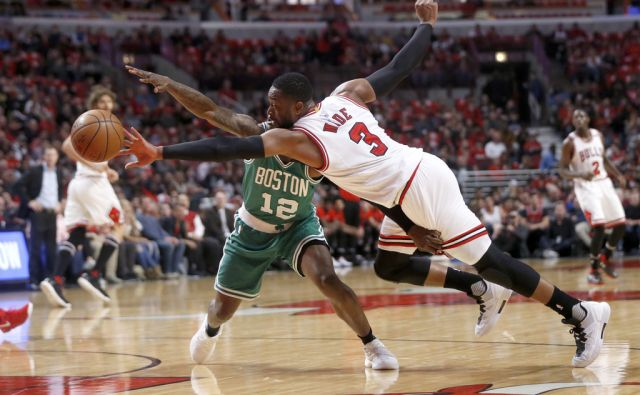 Celtics Bulls Basketball