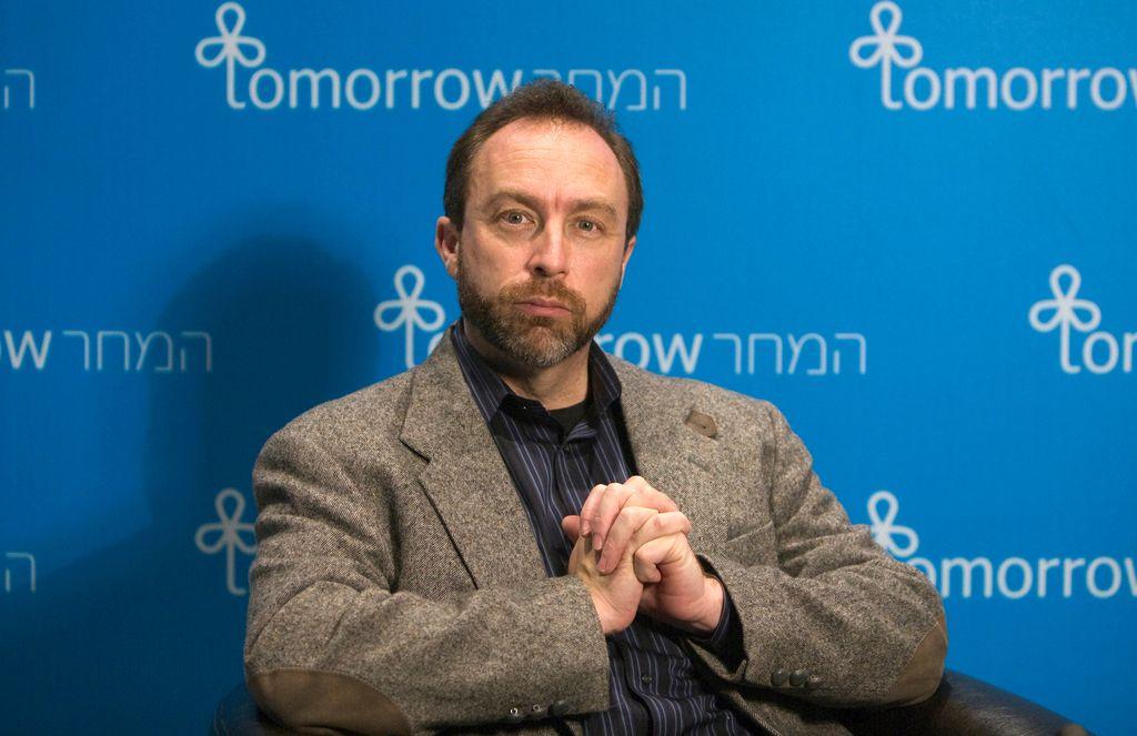 Ustanovitelj Wikipedie: »Novice so pokvarjene in lahko jih popravimo«
