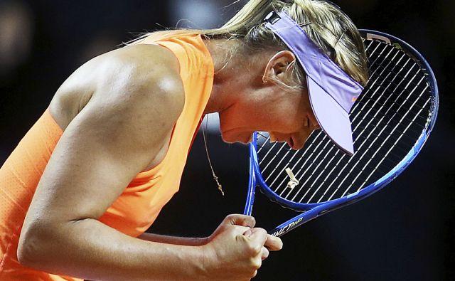 Germany Tennis Porsche Grand Prix Sharapova