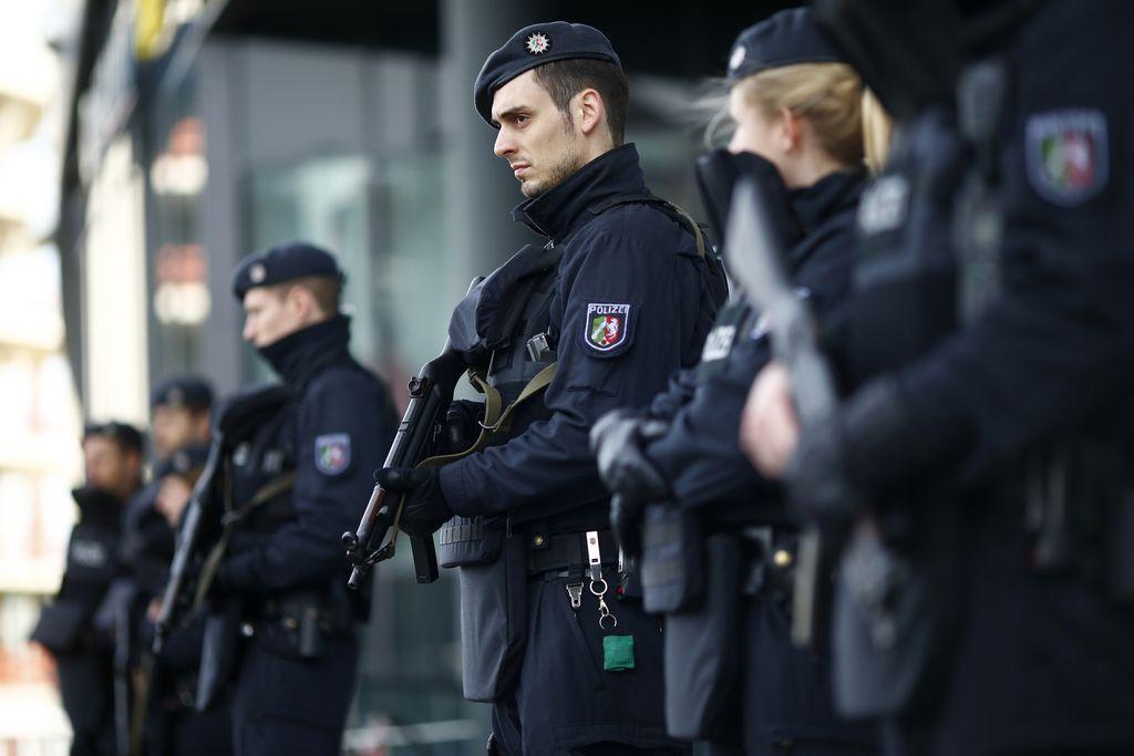 Nemčija zaostruje varnostne ukrepe