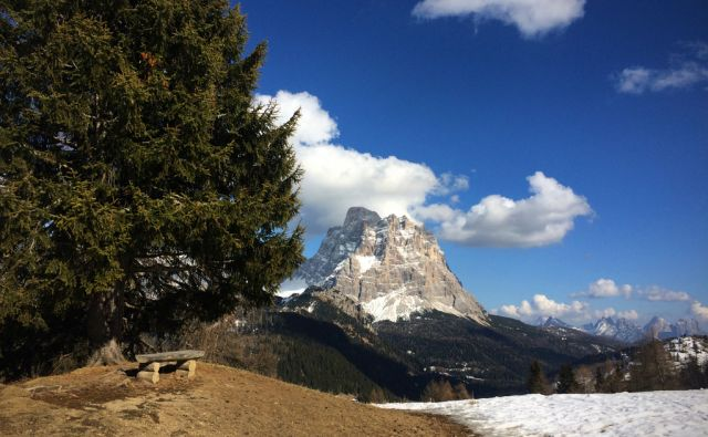 jer Dolomiti, gore, gozdovi, motivi