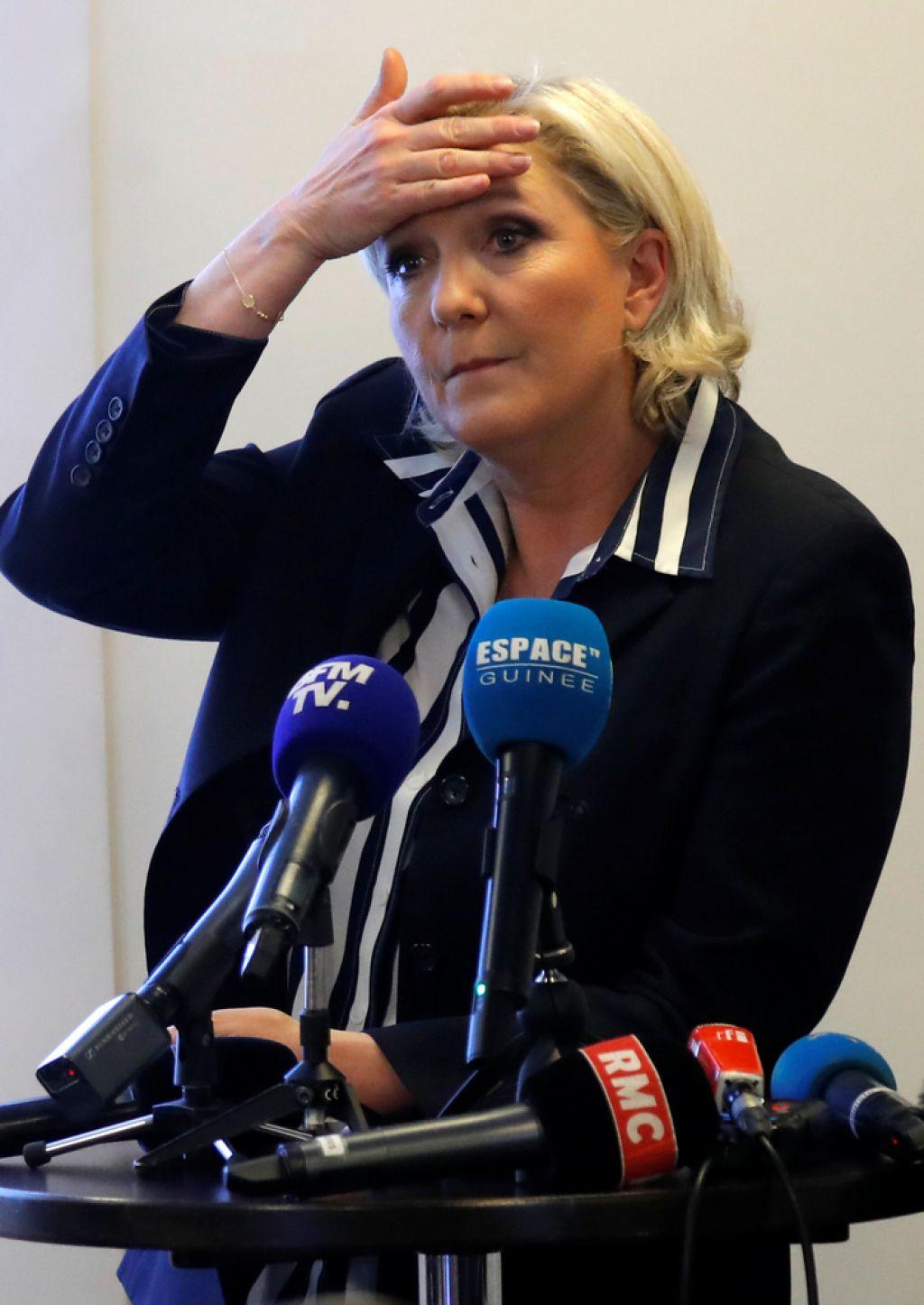 Le Penova: Pravzaprav je šlo za medijski trik