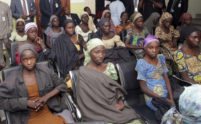 Nigeria Kidnapped Schoolgirls