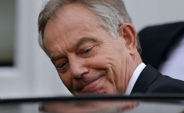 BRITAIN-POLITICS-BLAIR-FILES