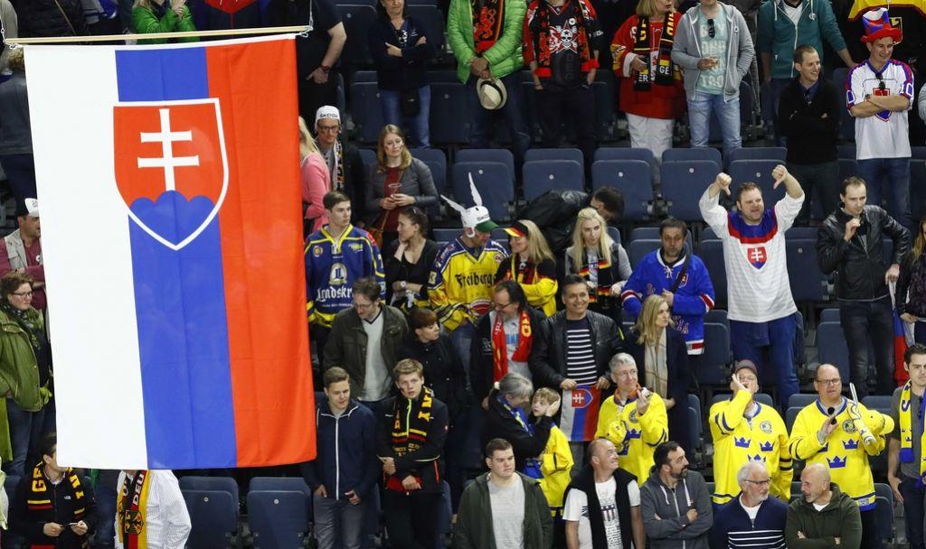 Opazili smo: Zdravljica za slovaško zmago (VIDEO)