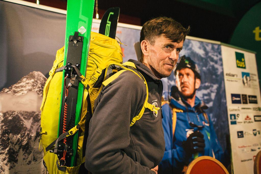Davo Karničar odpovedal podvig na K2