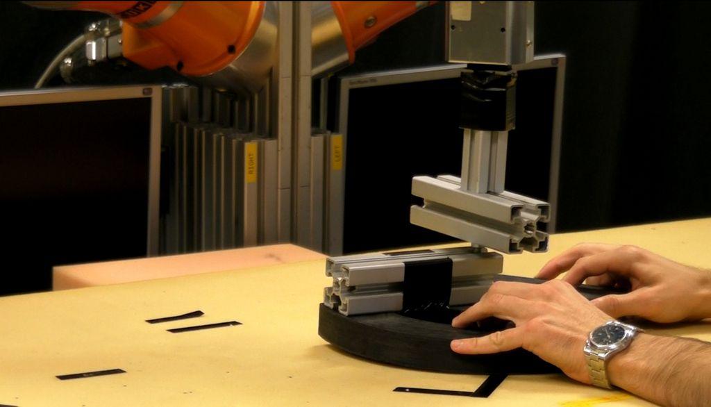 Znanstveni blog: Robotika po vzoru človeka