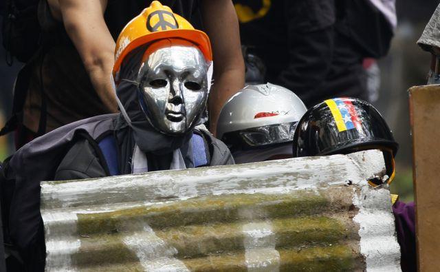 Venezuela Innovative Protesters