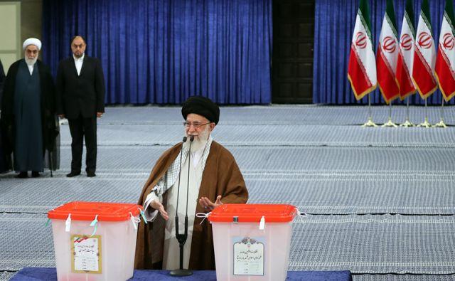 VOTE-IRAN-POLITICS