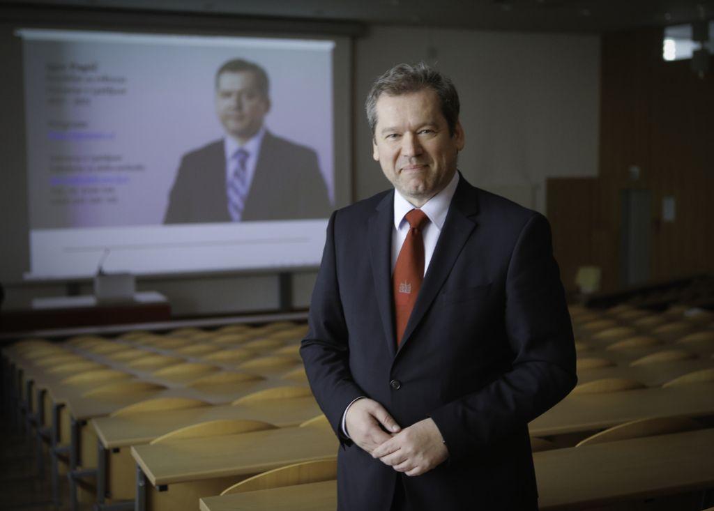 Portret tedna: Igor Papič