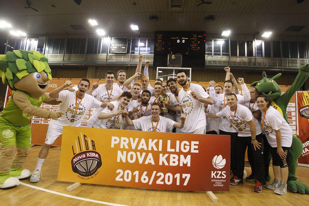 Union Olimpija v Fibini ligi prvakov
