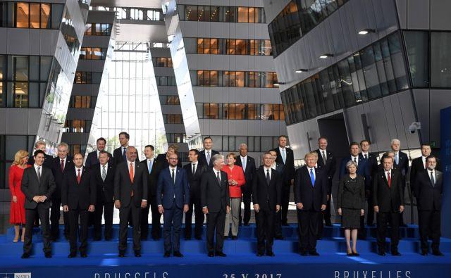 TOPSHOT-BELGIUM-NATO-DEFENCE-POLITICS-DIPLOMACY-MEETING
