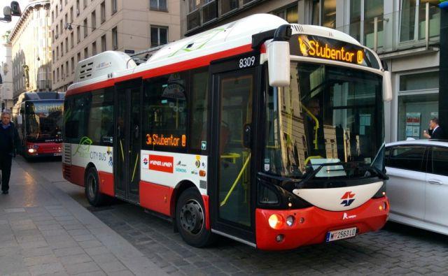 Dunaj e-bus