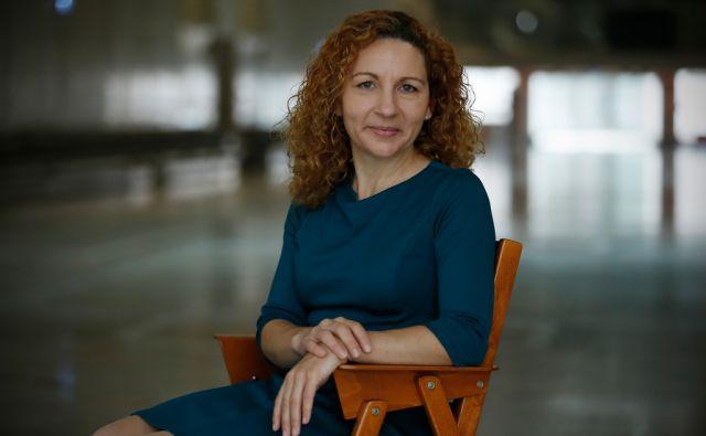 Irena Sedej, nutricistka, v Ljubljani, 24. maja 2017. [Irena Sedej,nutricistika,hrana,prehrana,zdravje,zdravstvo]