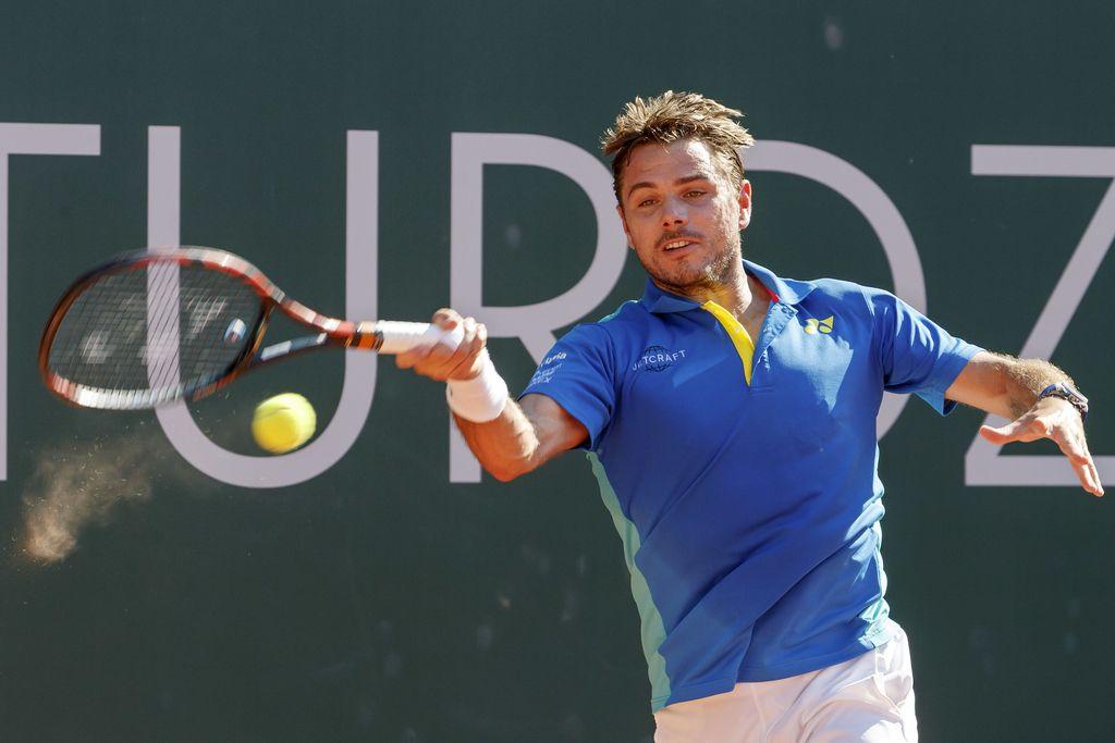 Teniški svet: V Ženevi Wawrinka proti Zverevu