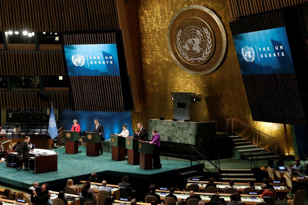 Država, ki ni članica OZN, lahko le životari
