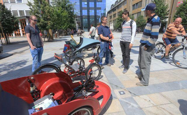 Promocija trajnostne mobilnosti, 17.6.2015, Maribor