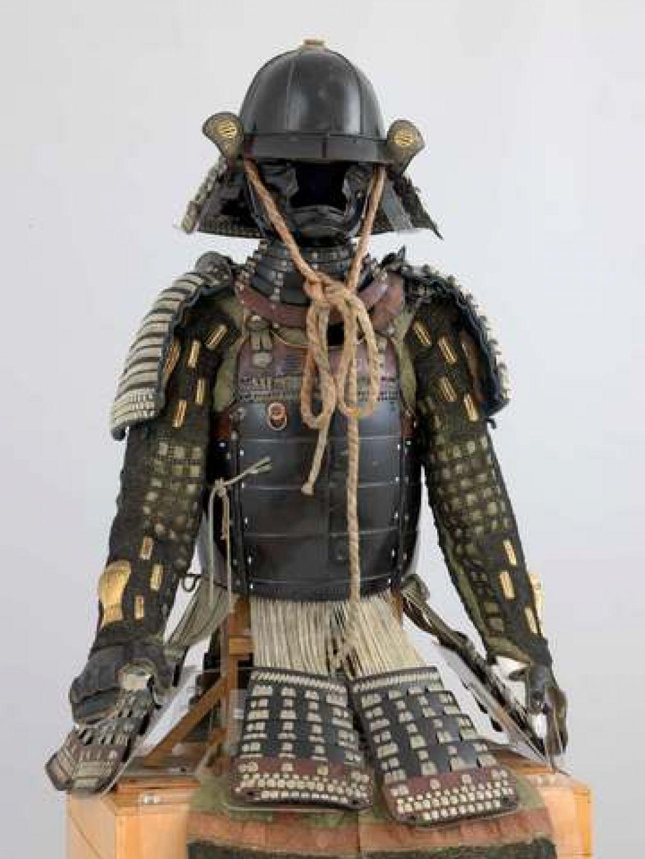V Narodni muzej prihajajo samuraji