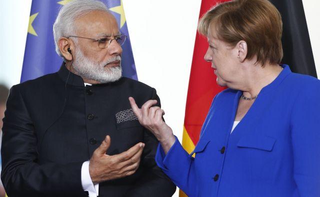 GERMANY-INDIA/