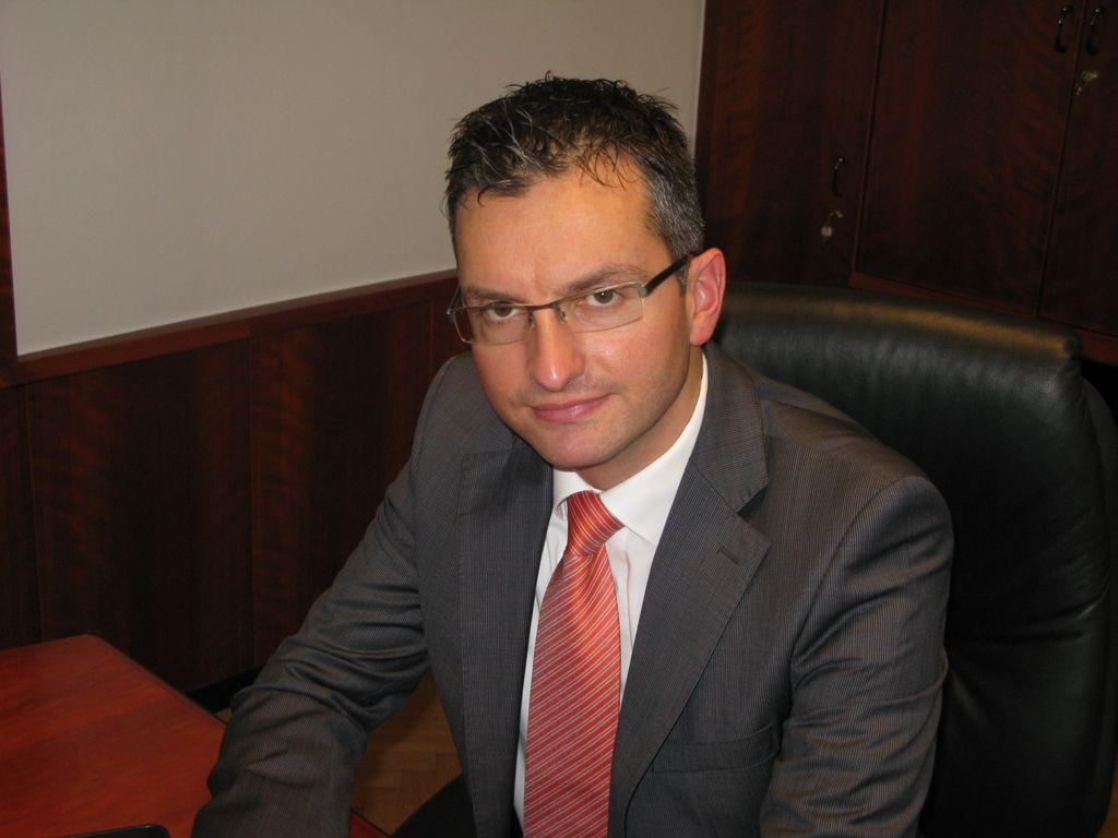 Marjan Šarec za predsednika države