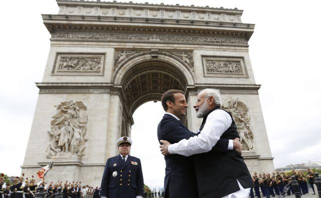 France India