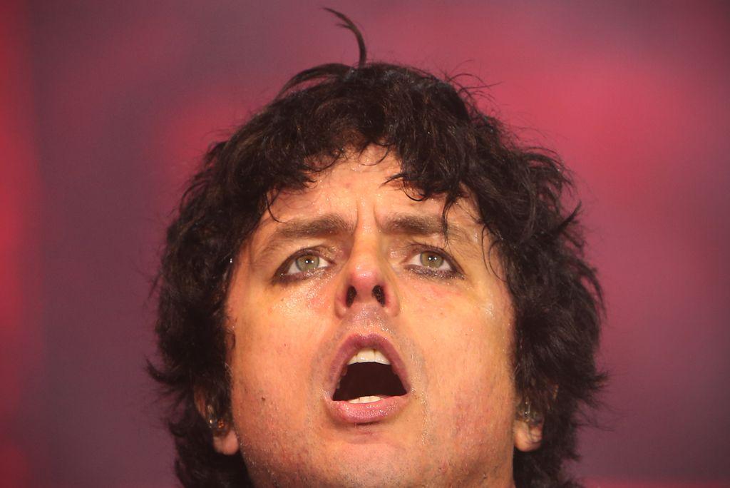 Fotogalerija: Green Day v Stožicah