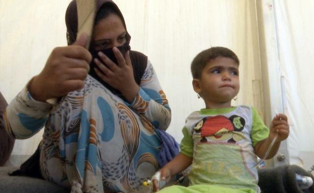 Iraq Mosul Displaced