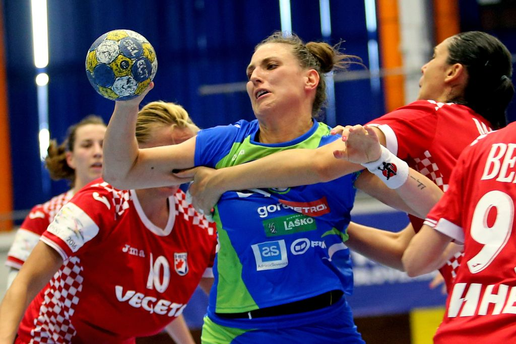 Sloveniji se nasmiha žensko rokometno evropsko prvenstvo 2022