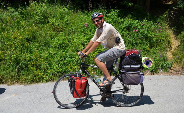 Dopisnik na kolesu