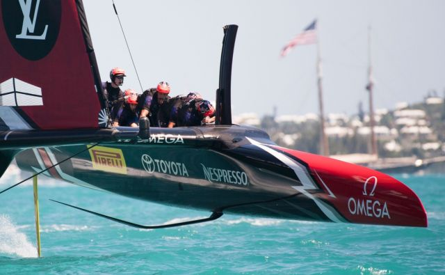 TOPSHOT-US-SAILING-AMERICA'S CUP-Yachting