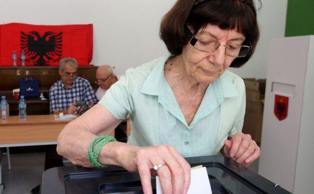 ALBANIA-ELECTION/