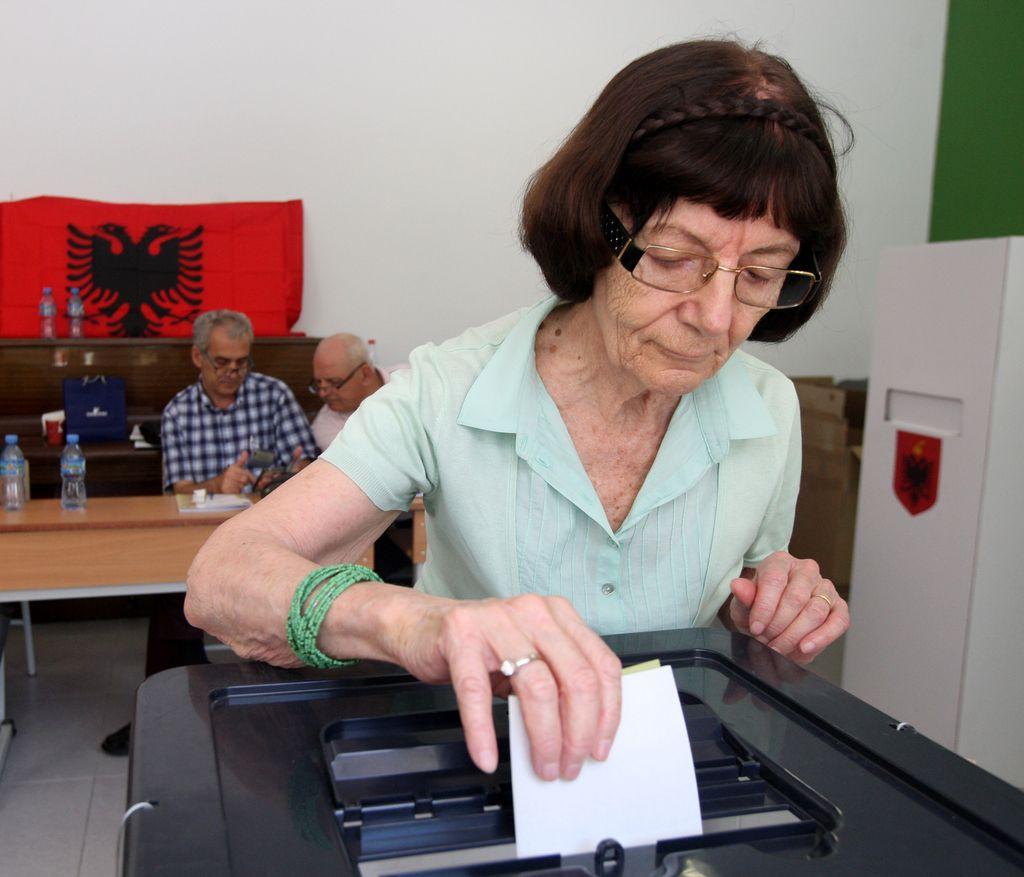 V Albaniji so slavili socialisti Edija Rame