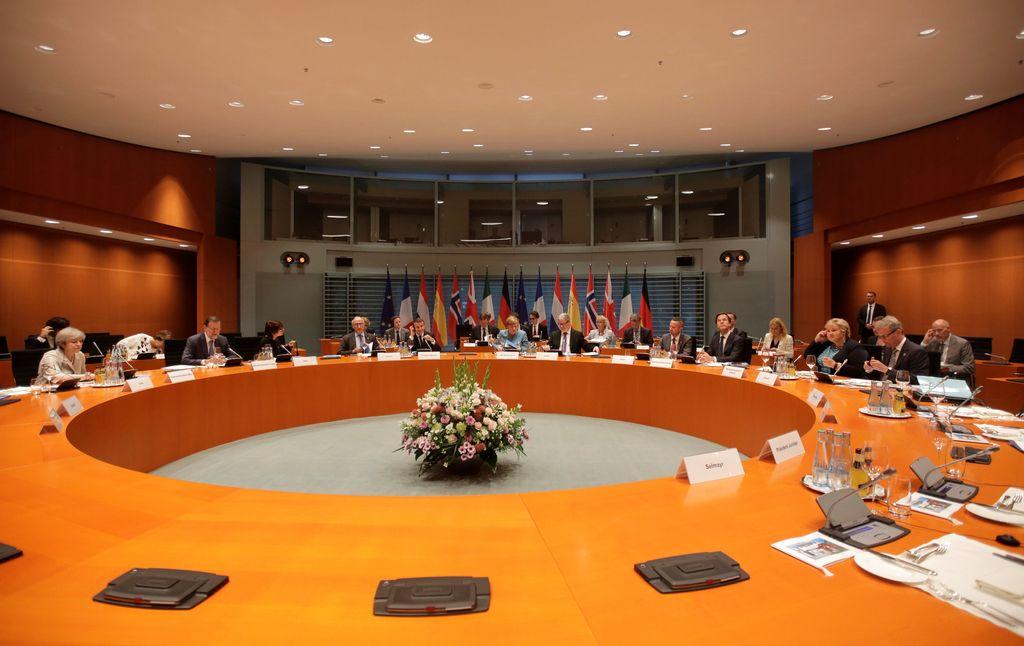 Turški predsednik ob robu hamburškega vrha G20 ne bo smel pred svoje privržence