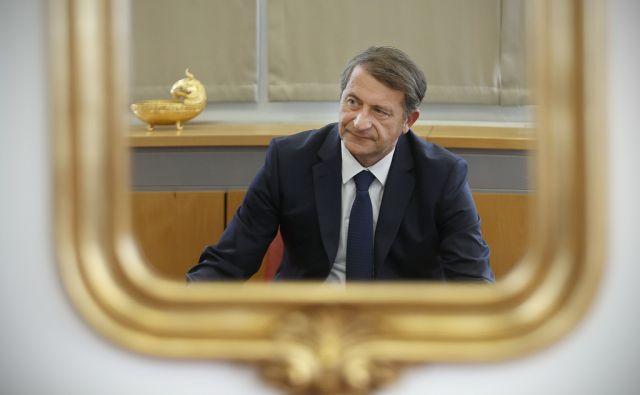 Karl Erjavec - zunanji minister 15.februarja 2017 [Karl Erjavec,DESUS,ministri,zunanji ministri,vlada,stranke]