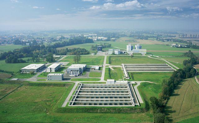 SLOVENIJA, ZALOG, 2012   CISTILNA NAPRAVA ZALOG   FOTO: ARHIV JP VODOVOD-KANALIZACIJA