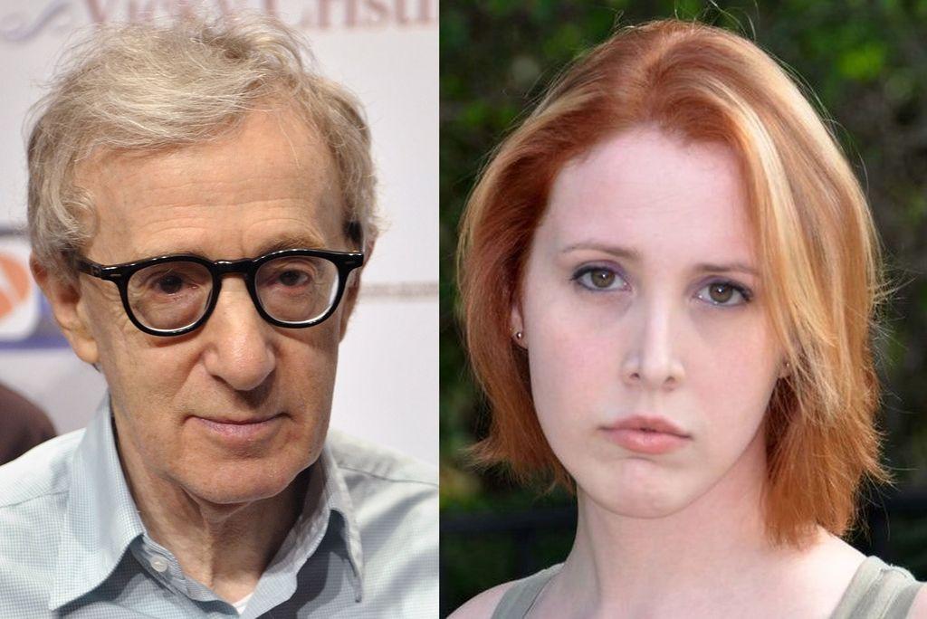 Nagice proti Woodyju Allenu