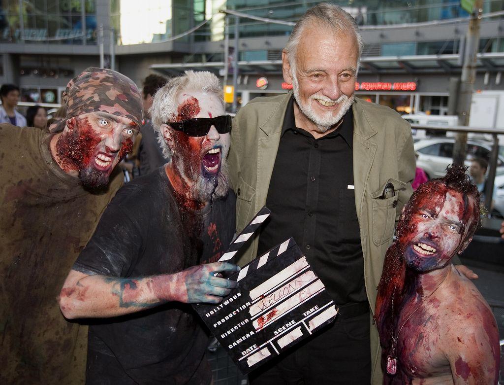 Umrl je »oče« zombijev, George Romero