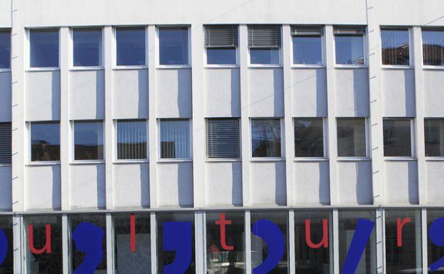 LJUBLJANA SLOVENIJA 26.1.2012 MINISTRSTVO ZA KULTURO FOTO JOZE SUHADOLNIK
