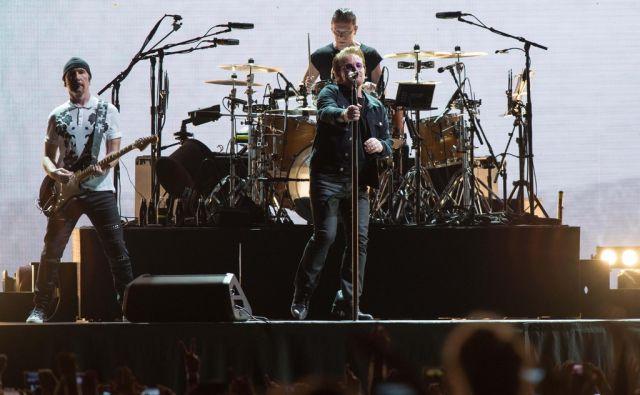 Italy U2 Concert